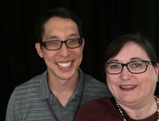 Gene Luen Yang at SPX 2017