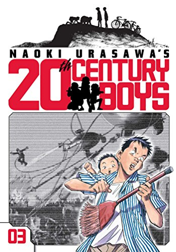 20th Century Boys Volume 3