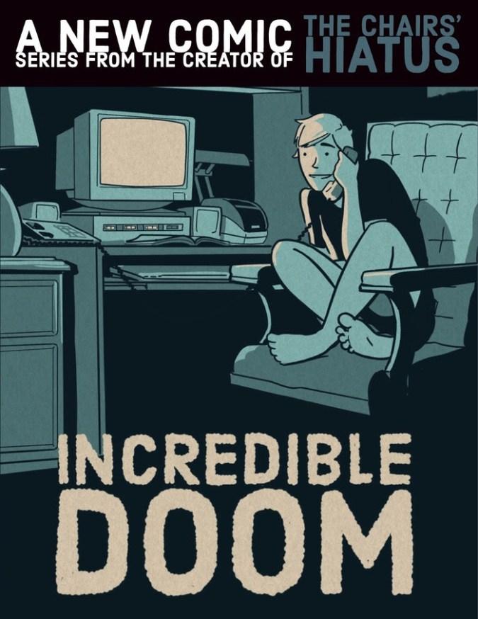 Incredible Doom promo