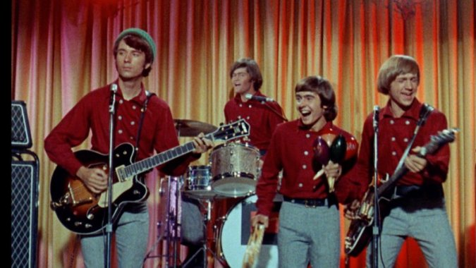 The Monkees singing