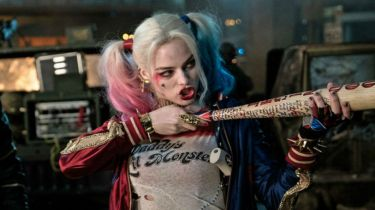 Margot Robbie as Harley Quinn