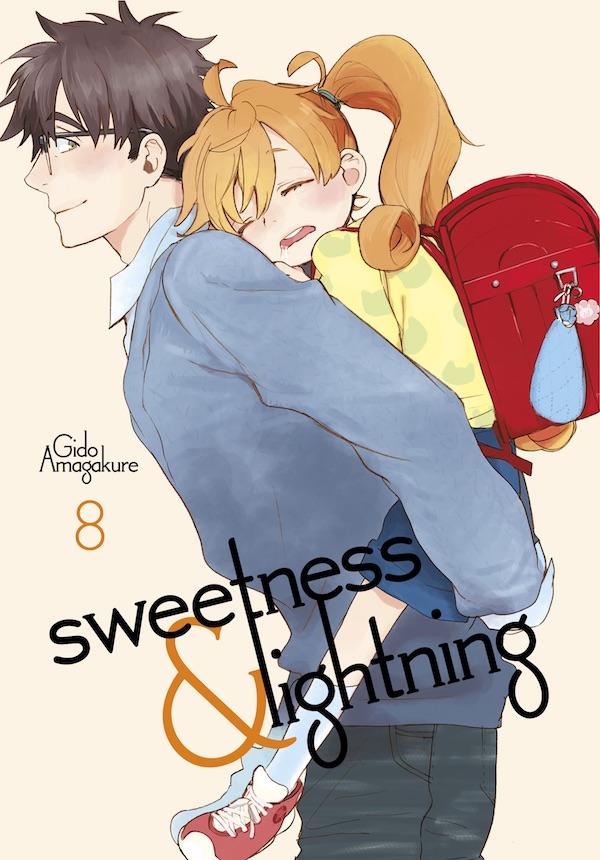 Sweetness & Lightning Volume 8