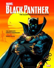 Marvel's Black Panther: The Illustrated History of a King (temporary cover)