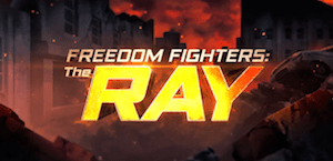 Freedom Fighters: The Ray title card