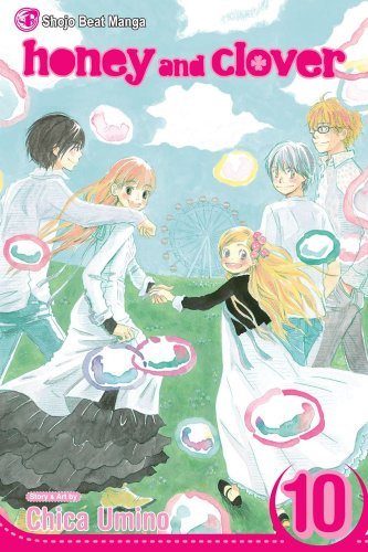 Honey and Clover Volume 10