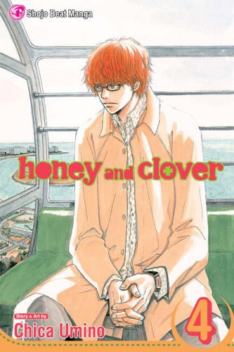 Honey and Clover Volume 4