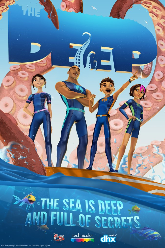 The Deep promo poster