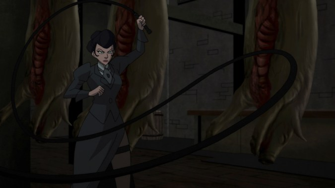 Selina Kyle in Batman: Gotham by Gaslight