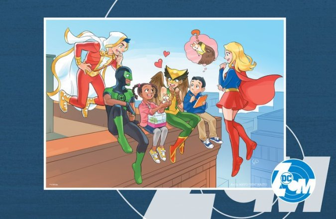 DC Zoom promotional art