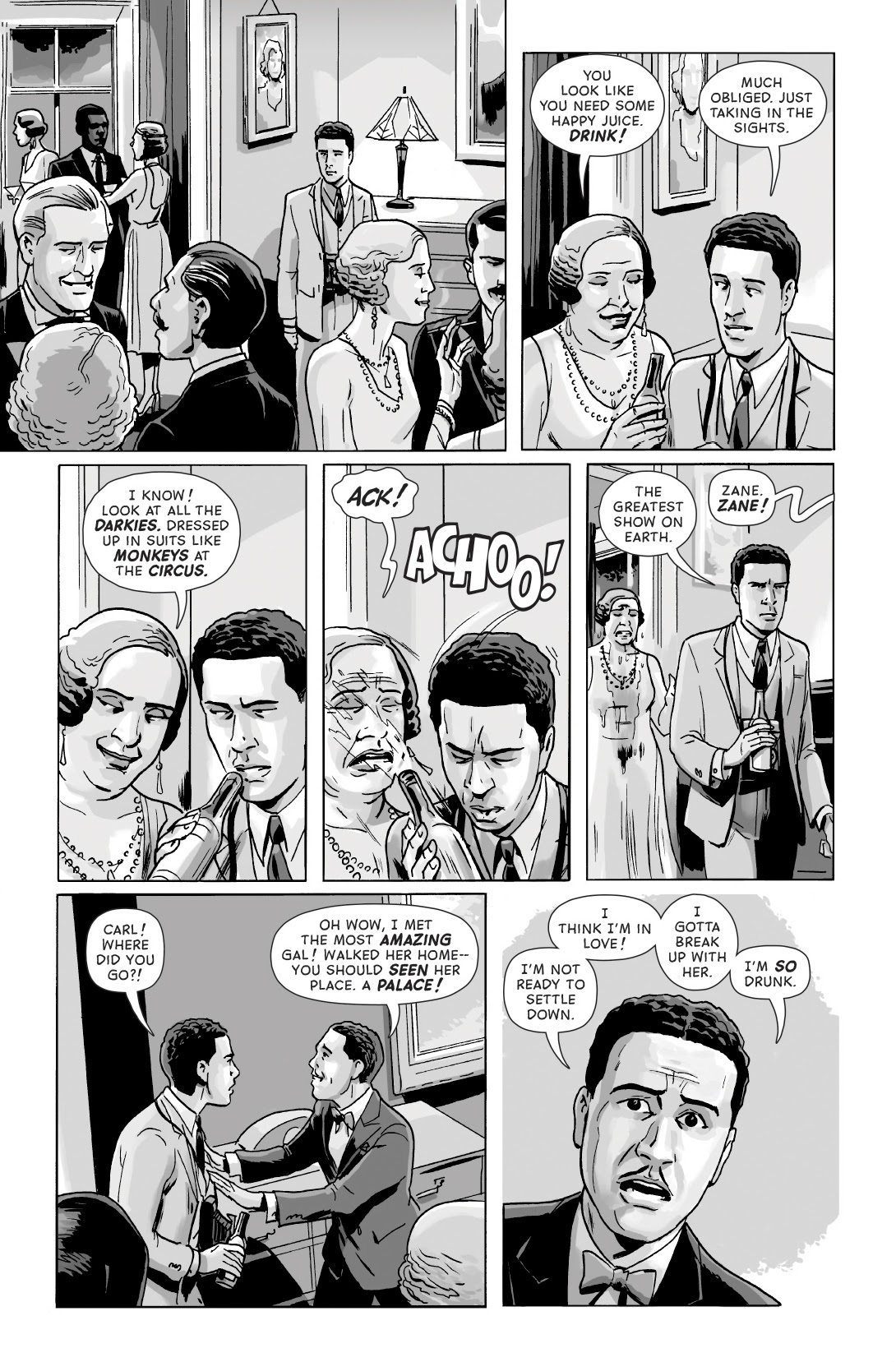 Incognegro: Renaissance preview page 12