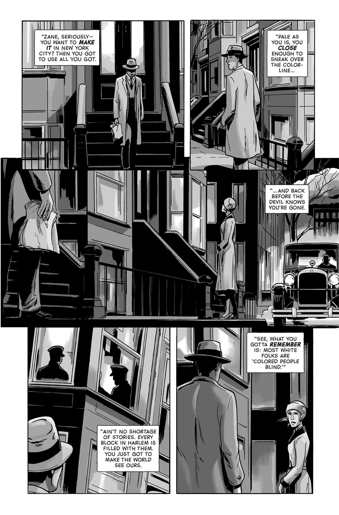 Incognegro: Renaissance preview page 22