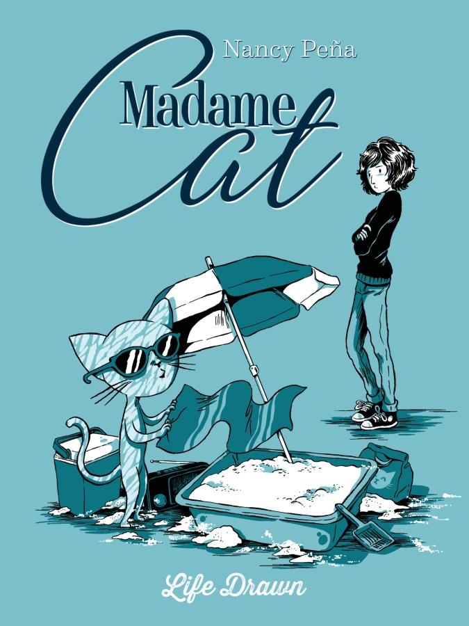 Madame Cat by Nancy Peña