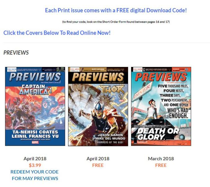 Previews Digital launches