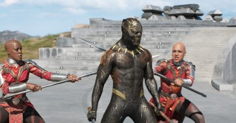 Black Panther movie image