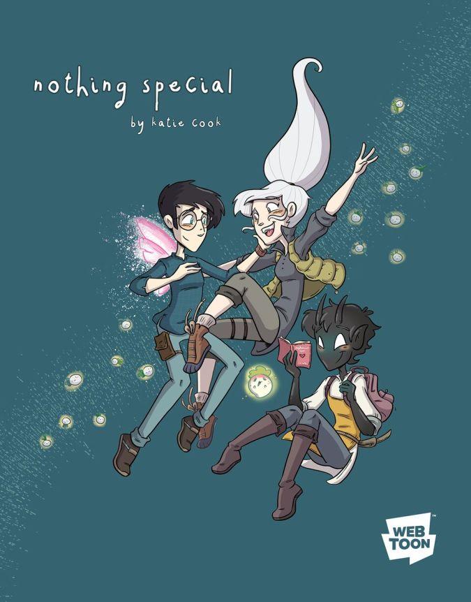 Nothing Special at Line Webtoon