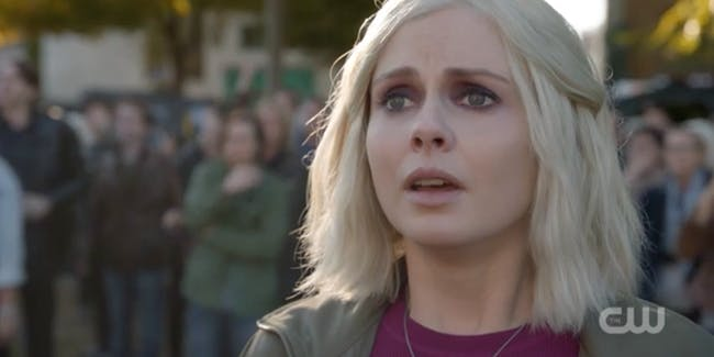 Rose McIver in iZombie