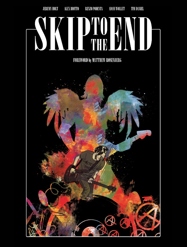 Skip to the End cover