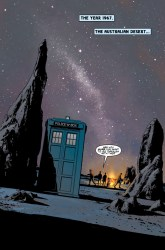 Doctor Who: The Seventh Doctor #1 preview page