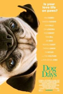 Dog Days Teaser Poster - Mabel