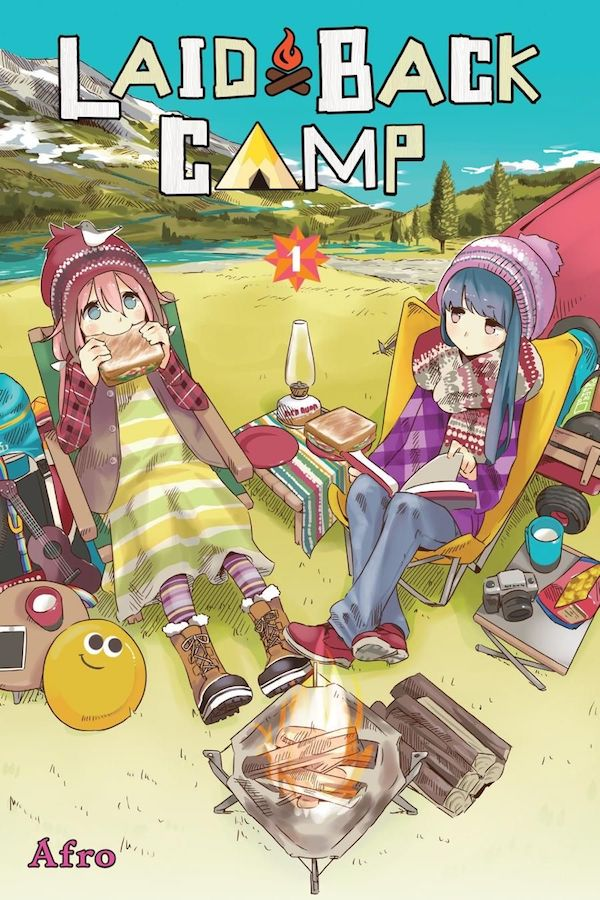 Laid-Back Camp Volume 1