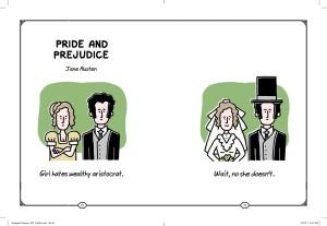Abridged Classics: Pride and Prejudice