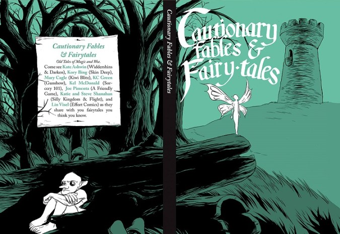 Cautionary Fables and Fairy Tales: Europe Edition