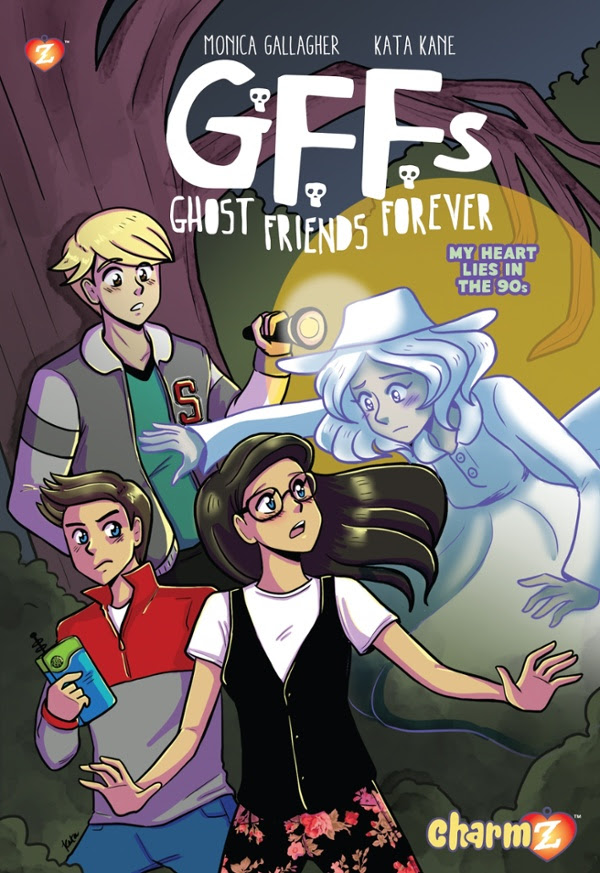 GFFs: Ghost Friends Forever