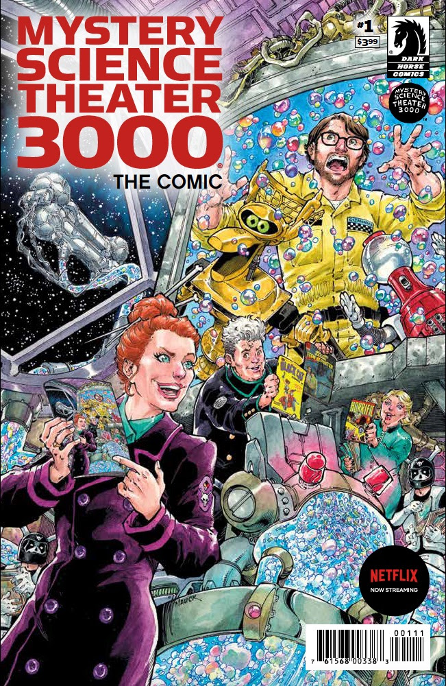 Mystery Science Theater 3000, The Comic