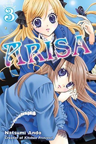 Arisa Volume 3