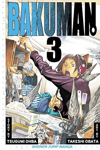 Bakuman Volume 3