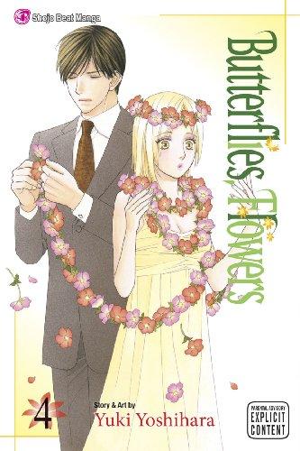 Butterflies, Flowers Volume 4