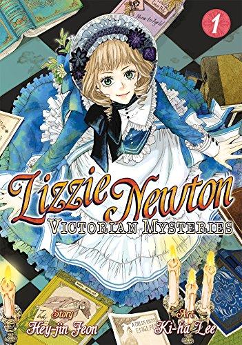 Lizzie Newton: Victorian Mysteries Volume 1