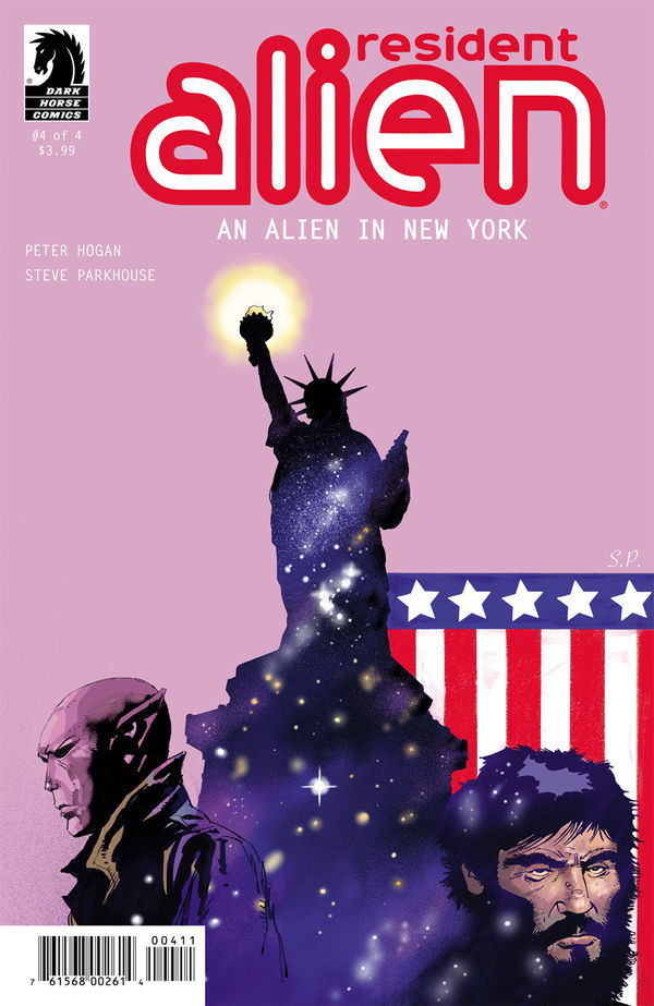 Resident Alien: An Alien in New York #4