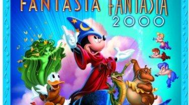 Fantasia & Fantasia 2000 Special Edition cover