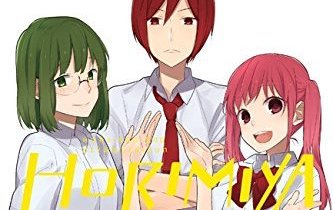 Horimiya Volume 3 header