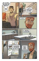 Dream Daddy #1 preview page 2