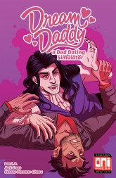 Dream Daddy #2 (digital) cover by Jack Gross