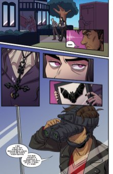 Dream Daddy #2 preview page 2
