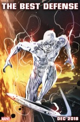 Silver Surfer: The Best Defense