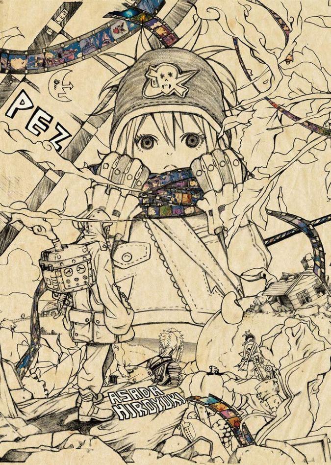 Pez by Hiroyuki Asada