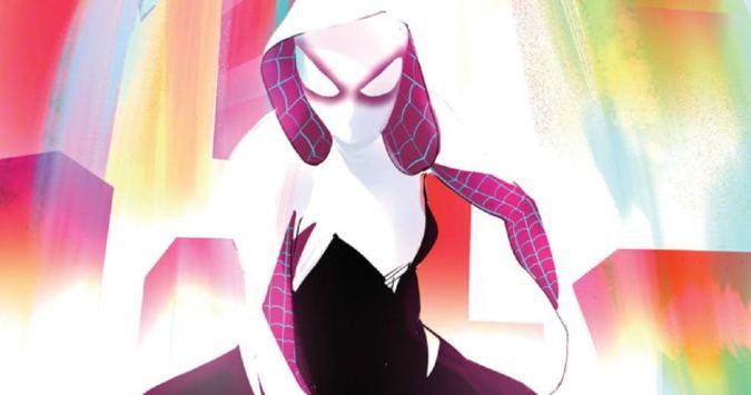 Spider-Gwen aka Ghost-Spider