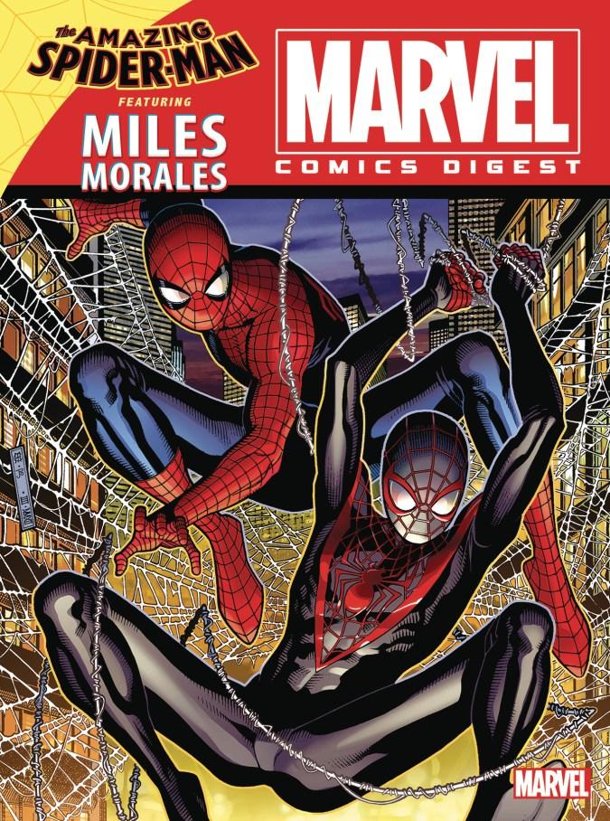 Marvel Comics Digest #10