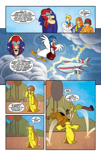 Scooby-Doo Team-Up #44 preview page