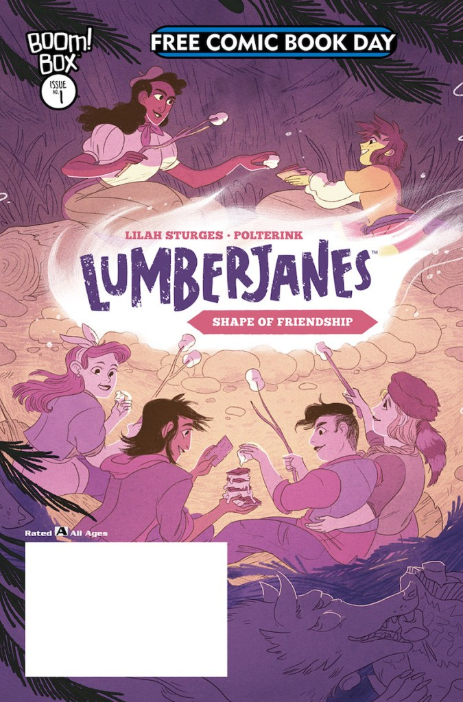 Lumberjanes: The Shape of Friendship FCBD Special
