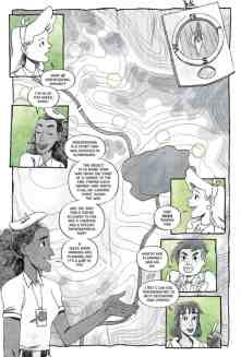 Lumberjanes: The Infernal Compass preview page 7