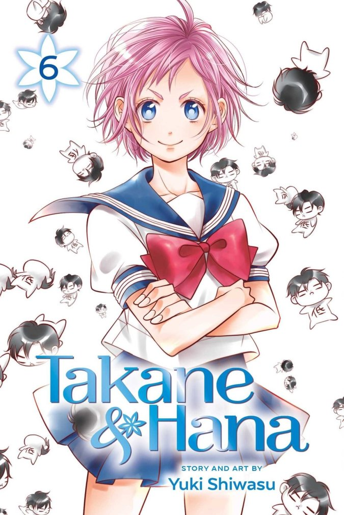 Takane & Hana Volume 6