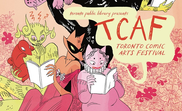 TCAF 2018 poster