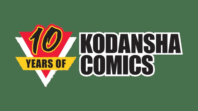 10 Years of Kodansha Comics