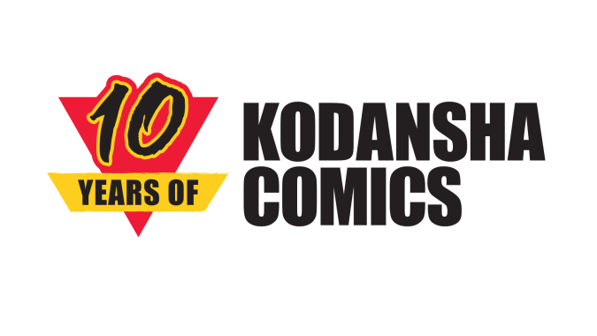 10 Years of Kodansha Comics