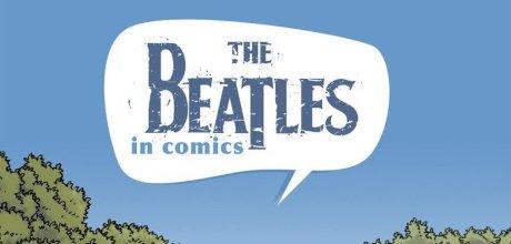 The Beatles in Comics!